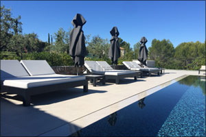 Mousses Etoiles to reveal the latest luxury designs of commercial-use outdoor furniture at the LEISU ...