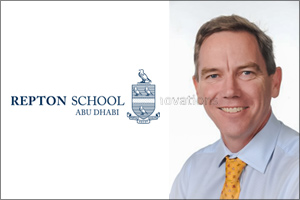 New Headmaster for Repton School, Abu Dhabi  School's Rose Campus (FS1 to Year 1) welcomes Kevin Han ...
