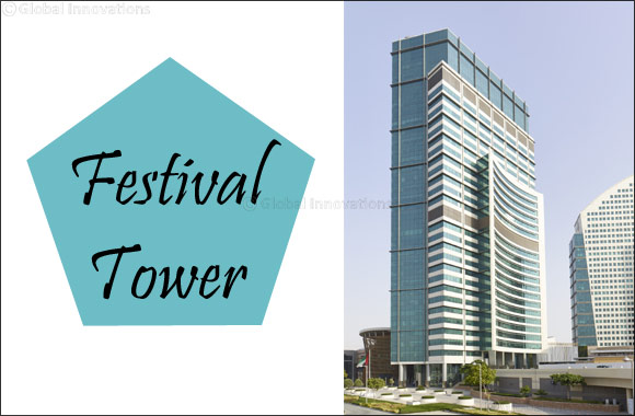 Festival Tower – where success is on the agenda
