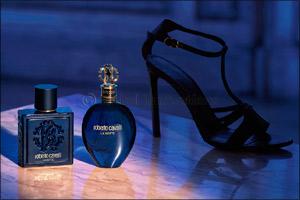 Roberto Cavalli's Exclusive Duo of Fragrances