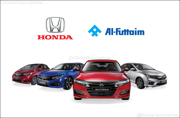 Al-Futtaim Honda launches 'Explore the Ultimate' promotion all through September