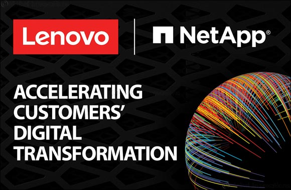 Lenovo and Netapp Form Global Strategic Partnership to Accelerate Customers' Digital Transformation