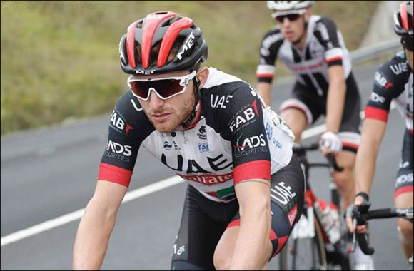 Consonni Wraps Up La Vuelta a Espana With a Seventh Place Finish for UAE Team Emirates