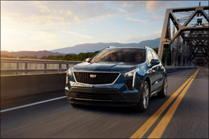Cadillac XT4 Delivers Dynamic Driving Experience