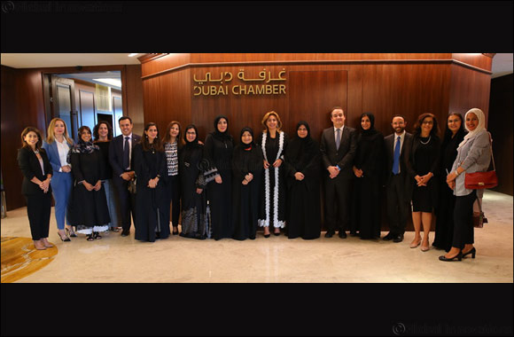 The Dubai Business Women Council meets with the UN Assistant Secretary-General to discuss cooperation