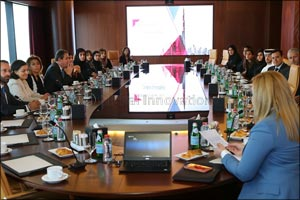 The Dubai Business Women Council meets with the UN Assistant Secretary-General to discuss cooperatio ...