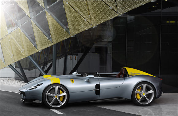 The Ferrari Monza SP1 and SP2 unveiled – the first models in a new concept of limited-edition special series called 'Icona'