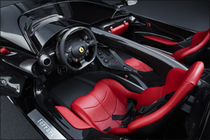 The Ferrari Monza SP1 and SP2 unveiled � the first models in a new concept of limited-edition specia ...