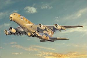 Etihad Airways Deepens Ties Between Uae and Saudi Arabia to Mark National Day