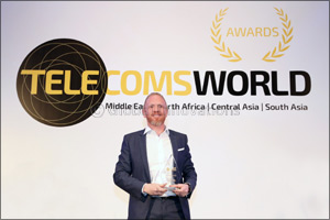 du Wins Smart Cities Award at the Telecoms World Middle East 2018