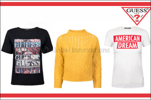 American Dream: a Capsule Collection Celebrating Guess' Iconic Heritage!
