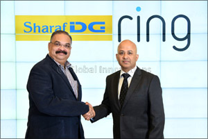Ring Collaborates with Sharaf DG to Make Homes Safer in the UAE