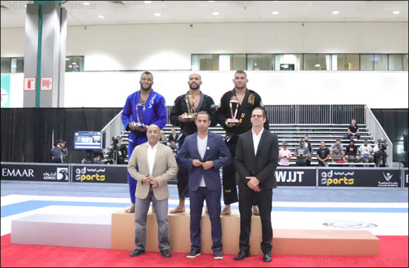 Erberth Santos Wins the Abu Dhabi King of Mats® Title in Los Angeles