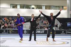 Erberth Santos Wins the Abu Dhabi King of Mats� Title in Los Angeles