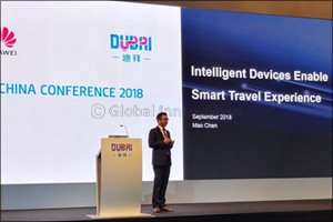 Huawei CBG expand collaboration with DTCM Stakeholders to promote Dubai as top travel destination wi ...