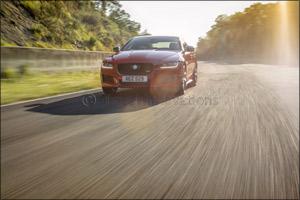 Jaguar XE Sets Lap Record at Forgotten  Grand Prix Circuit