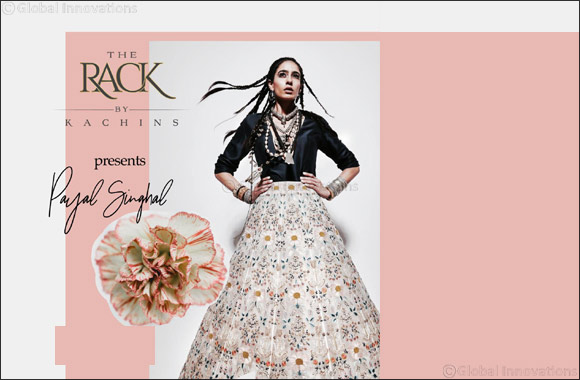 Internationally renowned fashion designer Payal Singhal displays her latest collection in Dubai