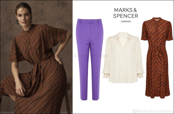 Marks & Spencer AW18 Soft Heritage