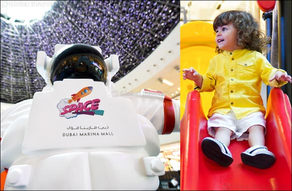 Get ready to explore the world of space  only at Dubai Marina Mall