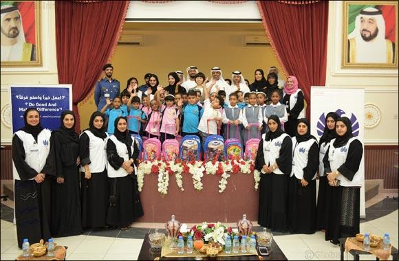 Dubai Customs' Back to School Initiative brings cheer to 150 students