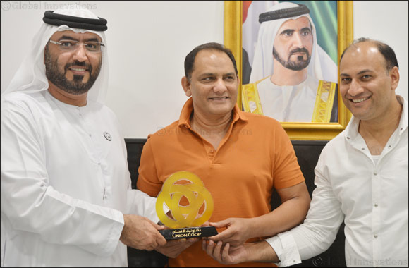 Cricket Legends at Etihad Mall and Barsha Mall