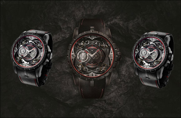 Roger Dubuis Excalibur Quatuor -Limited Edition of 8 pieces