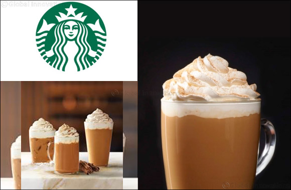 Welcome Autumn Again with the Starbucks Pumpkin Spice Latte