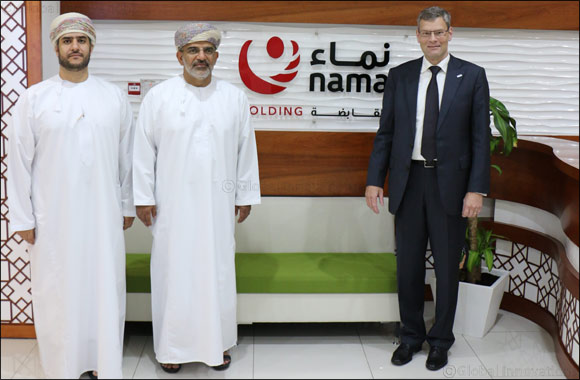 Nama Group Announces the Launch of Its  Smart Metering Operations in Oman