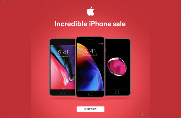 Incredible iPhone sale exclusively on SOUQ.com  Customers to Enjoy Huge Savings