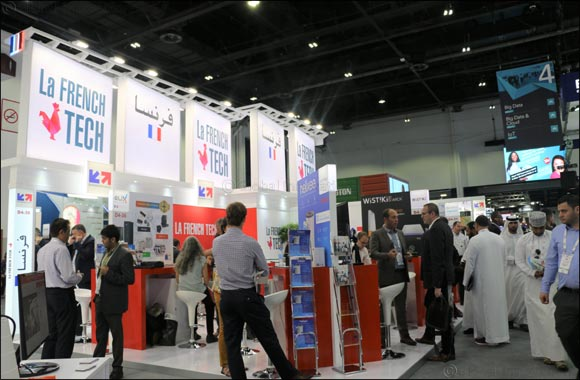 La French Tech is back to GITEX with the latest innovations in the world of technology