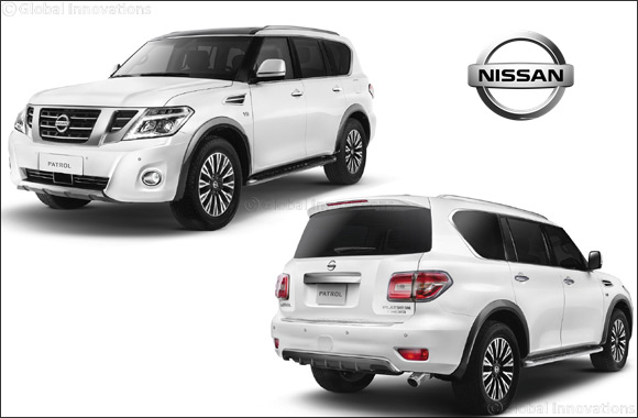 Nissan Refreshes MY19 Patrol with Bold New Look