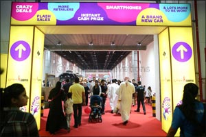 Sale of the Century! Gitex Shopper 2018 Opens Doors to Eager Electronics Bargain Hunters