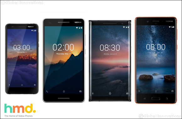 HMD Global unveils exclusive offers on Nokia phones at GITEX Shopper 2018