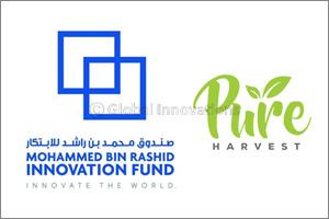 Mohammed bin Rashid Innovation Fund announces AED 5.5 million Disbursement in UAE start-up Pure Harv ...