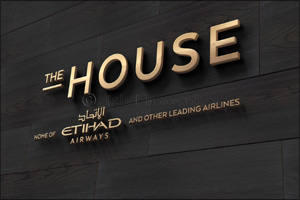 Etihad Airways and No1 Lounges Launch �The House'