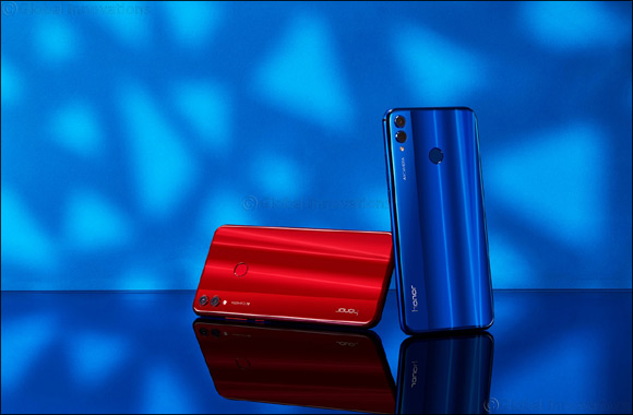 Honor Extends Its Millennial Legacy With the Unveiling of New Best in Class Smartphone – the Honor 8X