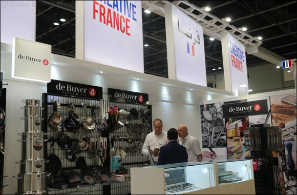 France renews commitment to UAE's industrial F&B sector by hosting 2 pavilions at  GULFHOST and the Specialty Food Festival