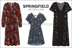 Take on Florals With Springfield