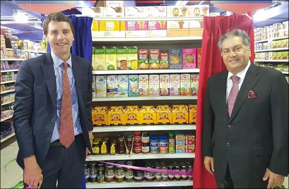 Al Maya welcomes Consul General of Australia