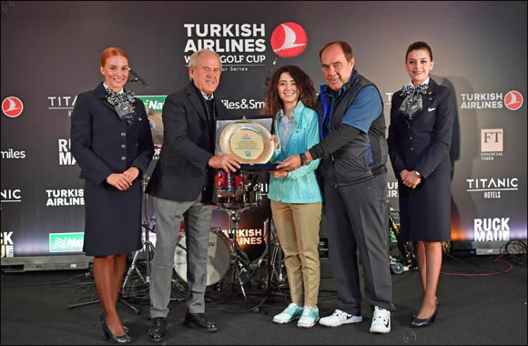 Sixth Turkish Airlines World Golf Cup played in Istanbul