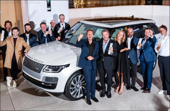 Winners Announced at the Land Rover Born Awards Global Final 2018
