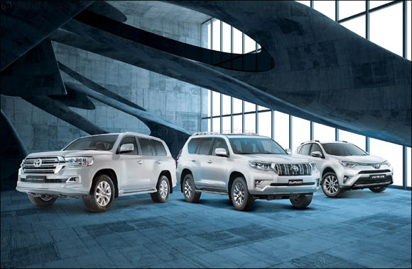 Al-Futtaim Toyota says BYE. BYE. BUY on select 2018 models