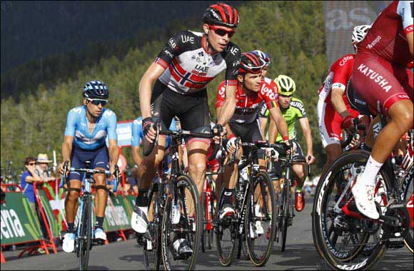 UAE Team Emirates Confirm Contract Renewals for Dynamic Duo