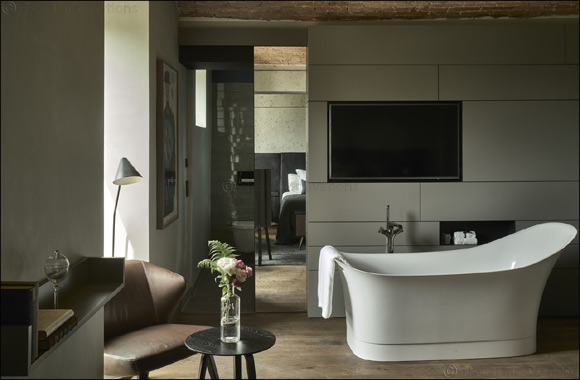AXOR is the official partner for bathroom fixtures of the Design Hotels™ brand