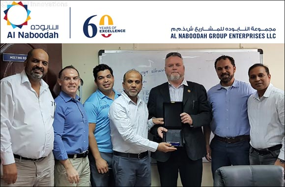 ANCG Named Safety Contractor of the Year 2018 by RTA