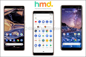 Nokia smartphones serves first slice of Android� 9 Pie on the award-winning Nokia 7 plus in the UAE