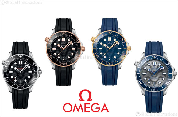 Daniel Craig Brings the Diver 300m to the Surface