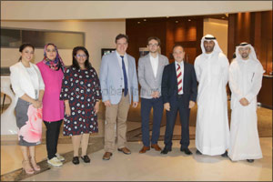 "Burgan Bank concludes ""Decision Making Skills"" workshop in cooperation with ""Knowledg ..."