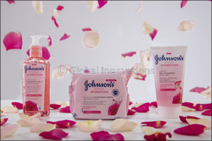 Johnson's launches Fresh Hydration Range � Cleansed, hydrated skin in just #OneSwipe