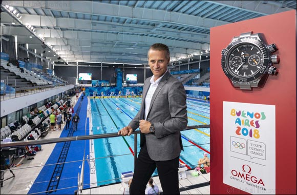 OMEGA gets set to time the Youth Olympic Games Buenos Aires 2018